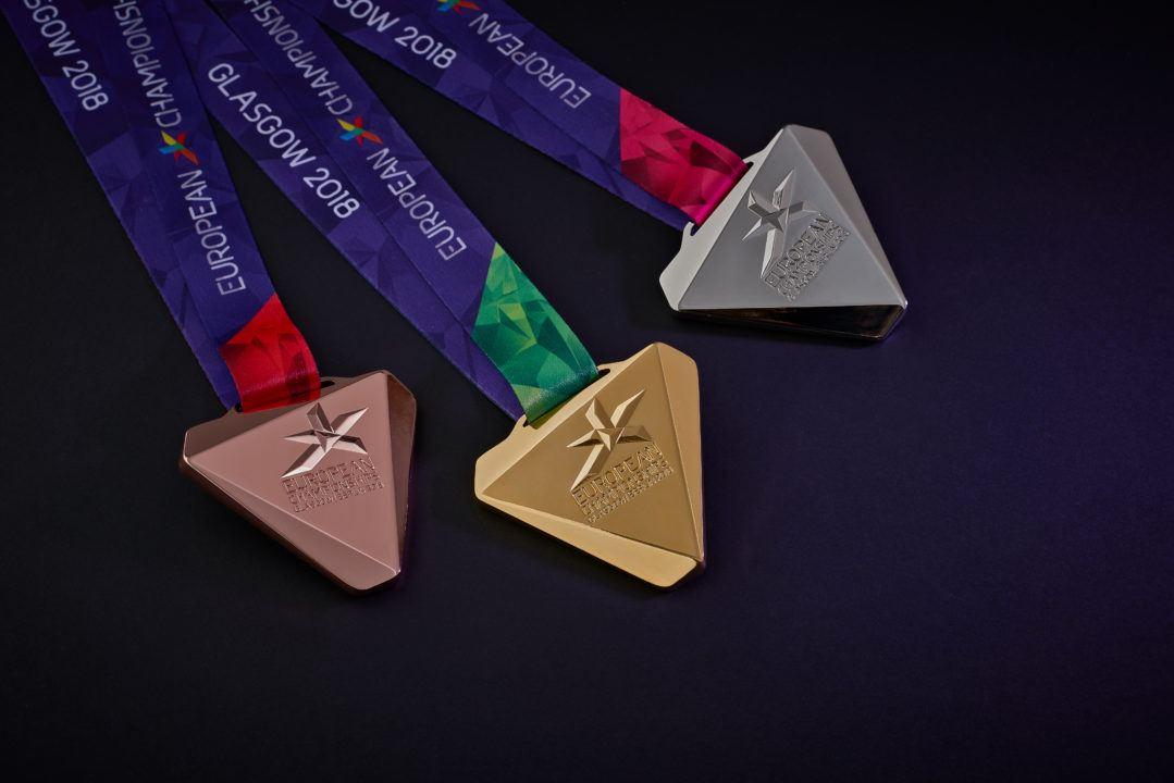50 Giorni Ai Campionati Europei di Glasgow. Ecco Le Medaglie