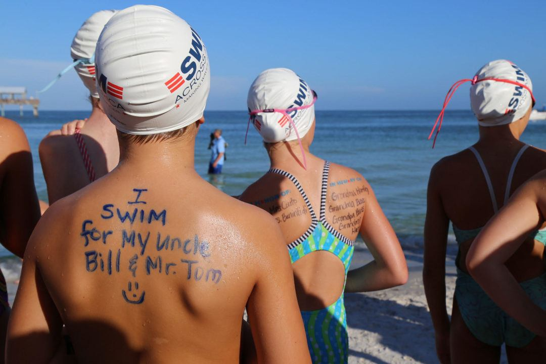 Detroit Motor City Mile Will Become Swim Across America Mile