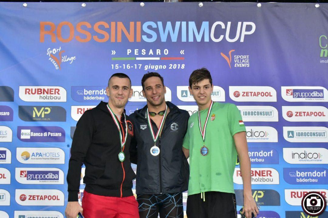 Rossini Swim Cup: Laszlo Cseh E Chad Le Clos In Gara Anche Nei 50fa