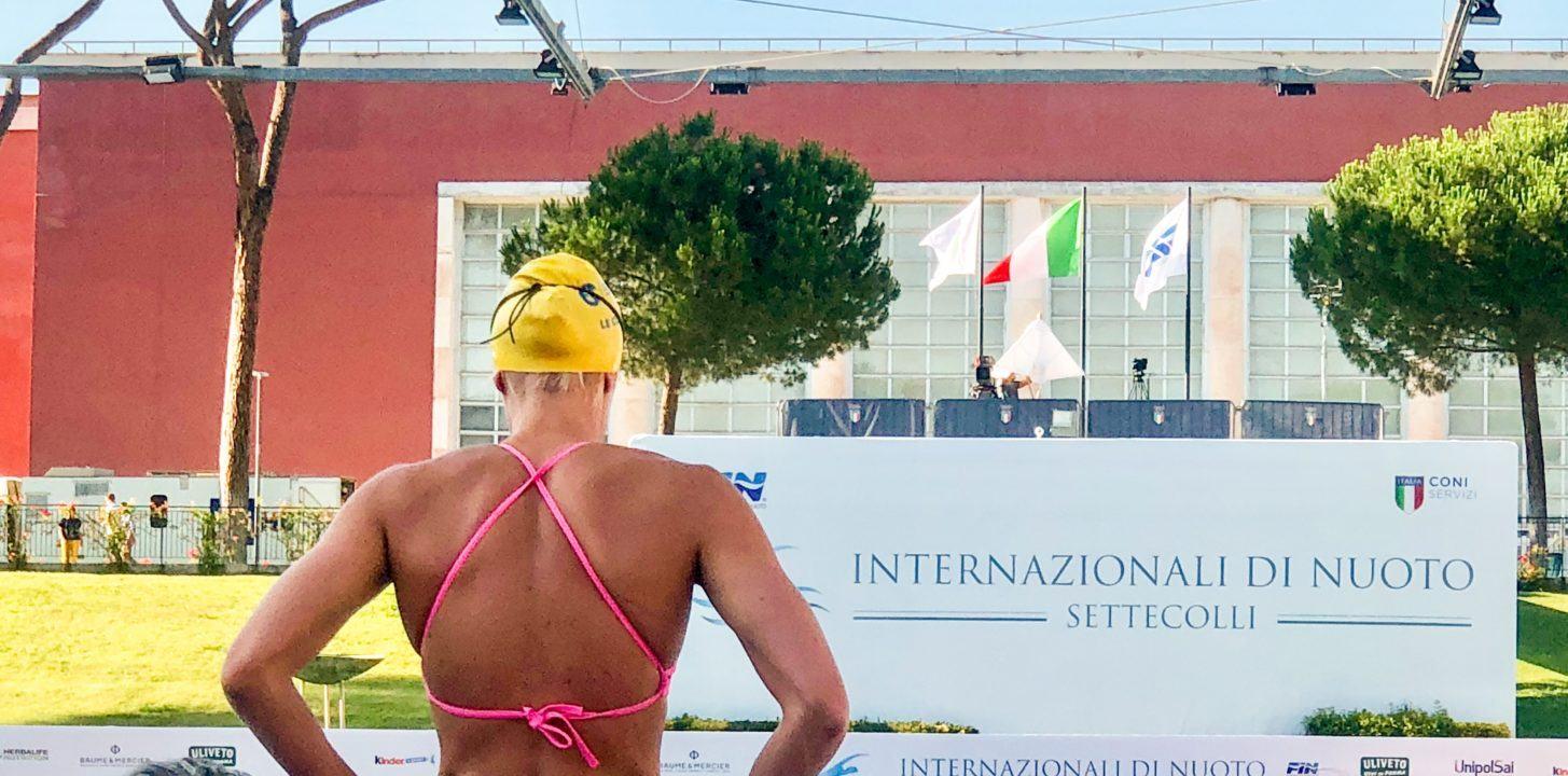 Trofeo Settecolli: Essere Volontario Per Vivere Il Nuoto In Prima Persona