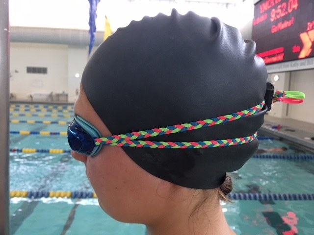 Smack Strap, The Answer For Swim Goggle Comfort