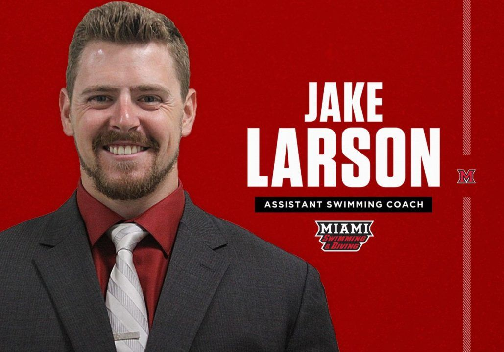 Miami (OH) Hires Jake Larson As Assistant Coach