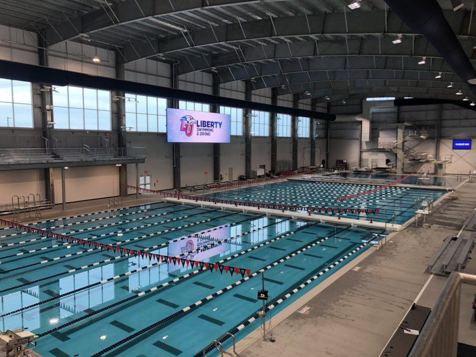 Liberty Adds 10 Swimmers, Four Divers for 2018-19 Season