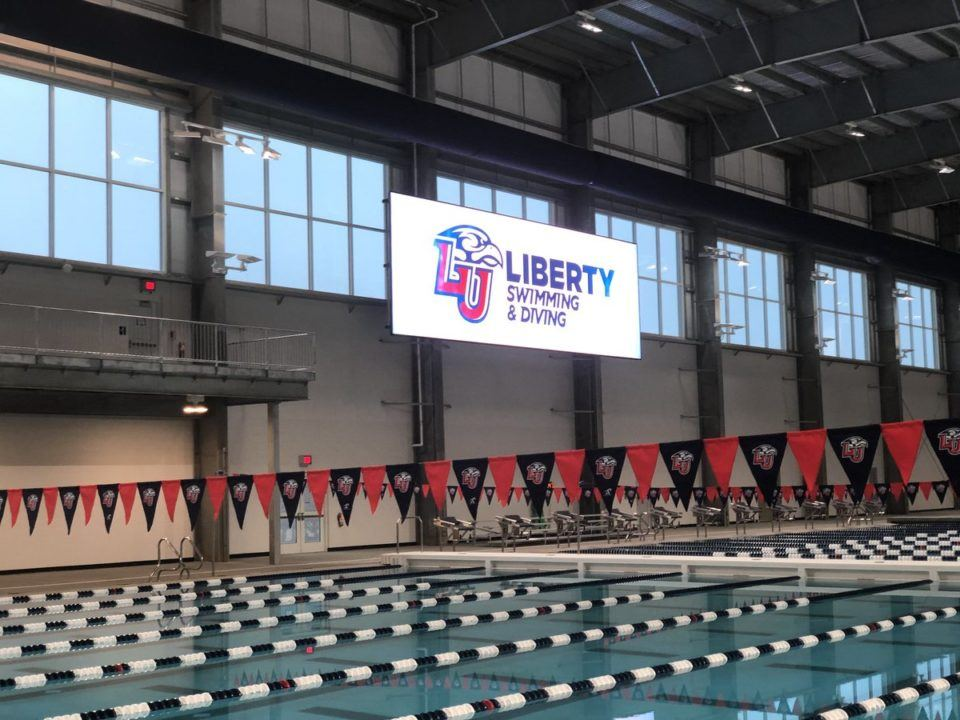 Liberty Heads to Penn State to Open 2019-20 Season, Seeking 100th Program Win