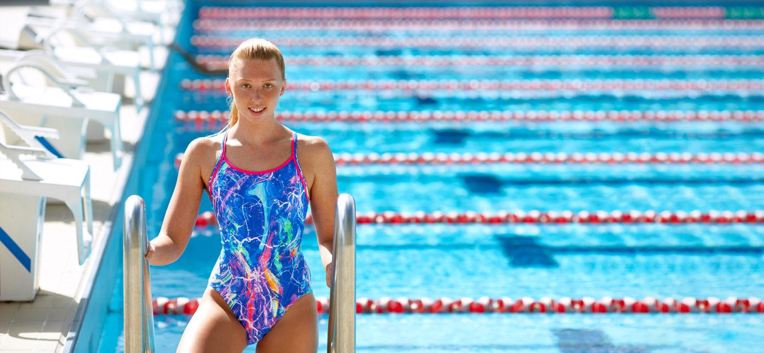Paralympic Champ Preps for Aussie Pan Pac Trials