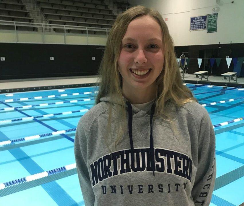 New Trier Sprinter Lily Kurzydlo to Swim for Northwestern