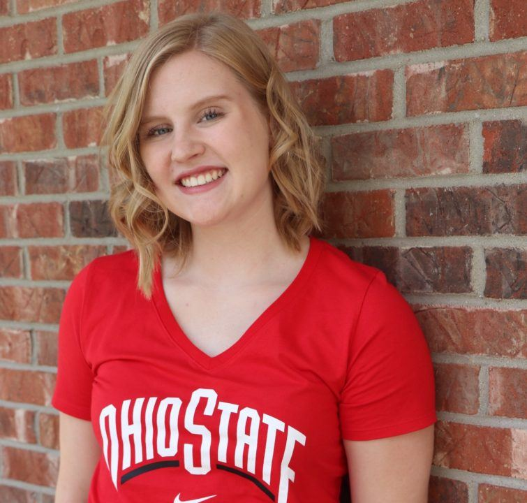 Ohio State Secures Verbal from MHSAA 100 Fly Record-holder Morgan Krause