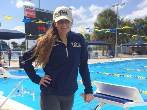 Pitt Earns Commitment from Backstroker Megan Schimansky