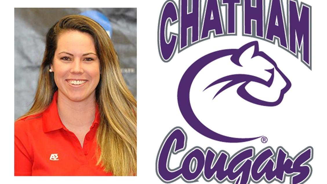 Chatham Names Rebecca Yost As Head Swimming & Diving Coach