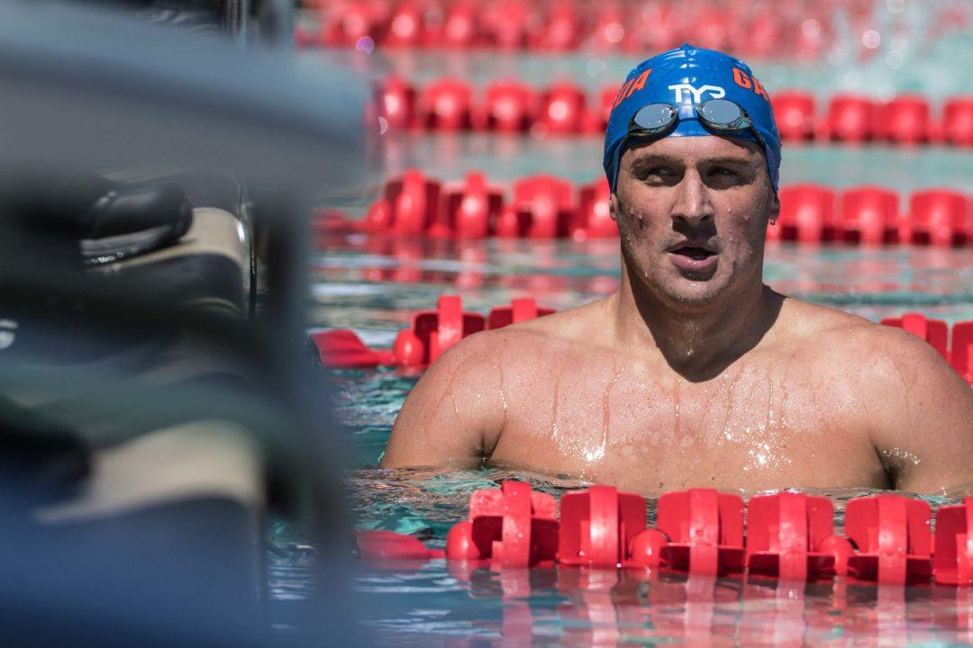 Attorney: Ryan Lochte to Seek Treatment for Alcohol Addiction