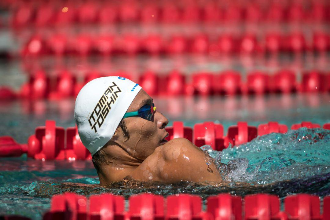 WATCH: Day 3 Finals Race Videos From The Columbus Pro Swim Series