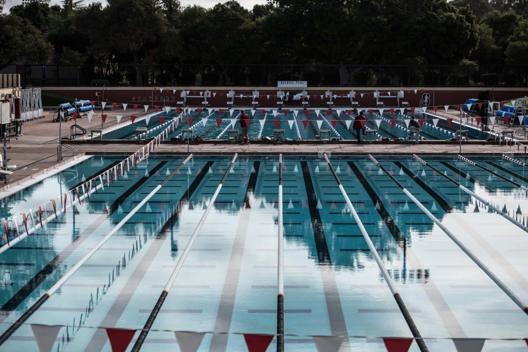 Stanford's Avery Aquatic Center Will Host 2019 US Nationals