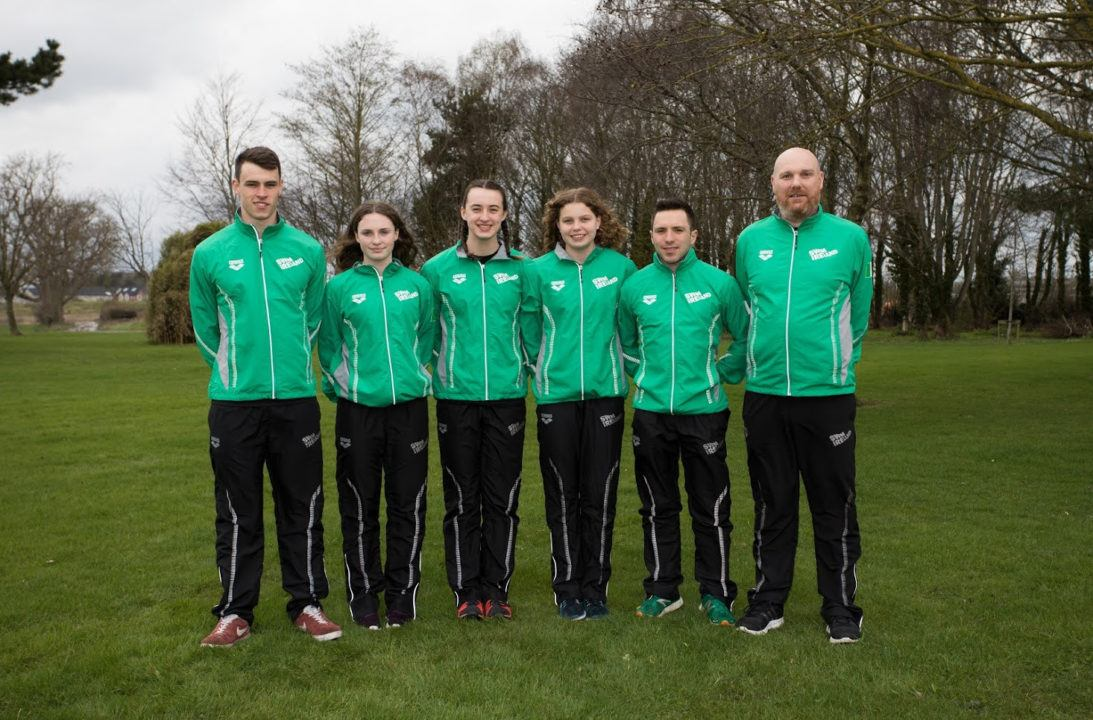 Swim Ireland Announces Teams for Summer Internationals