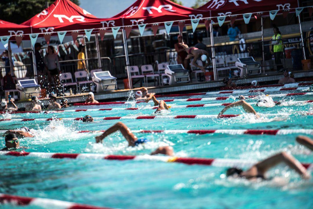 CrossFit Versus Swim Meets