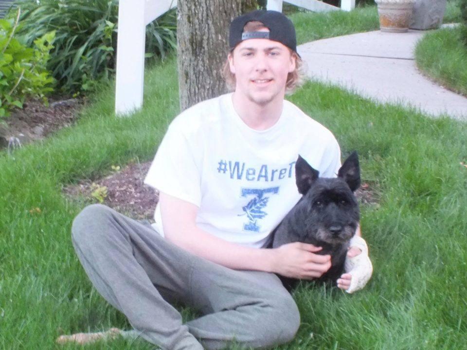 Badger Swim Club's Garrett Towne Commits to University of Toronto