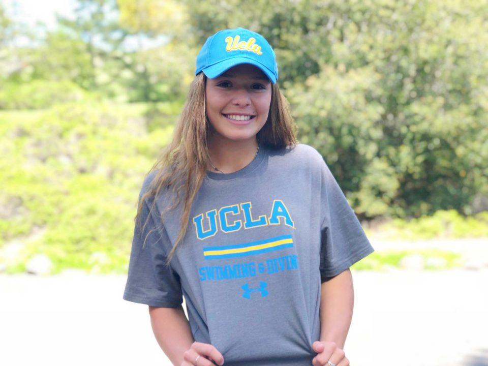 3x CIF-NCS Sprint Champ Sophia Kosturos Gives Verbal Nod to In-state UCLA