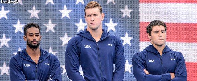 Seven Olympians Highlight USA Men's World League Super Final Roster