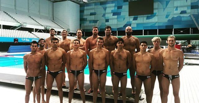 USA Men Take 7th Place At FINA World League Super Final