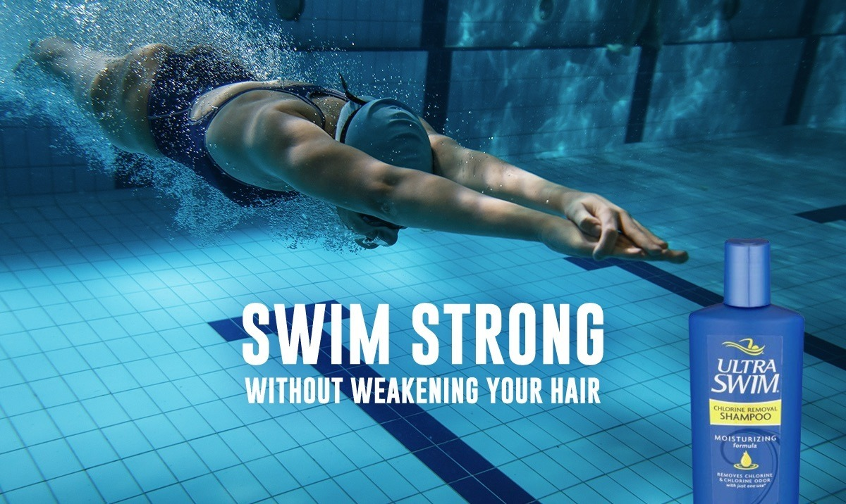 Swim Moms Choose Ultra Swim Shampoo For Their Swimmers