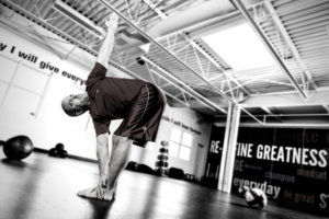 Yoga for Swimmers Mobility Practice: Thoracic Spine Mobility