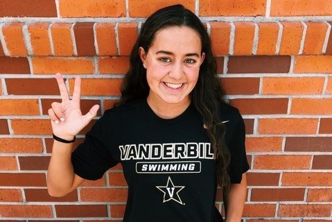 Vanderbilt Secures Verbal Commitment from Distance Freestyler Alix Roy