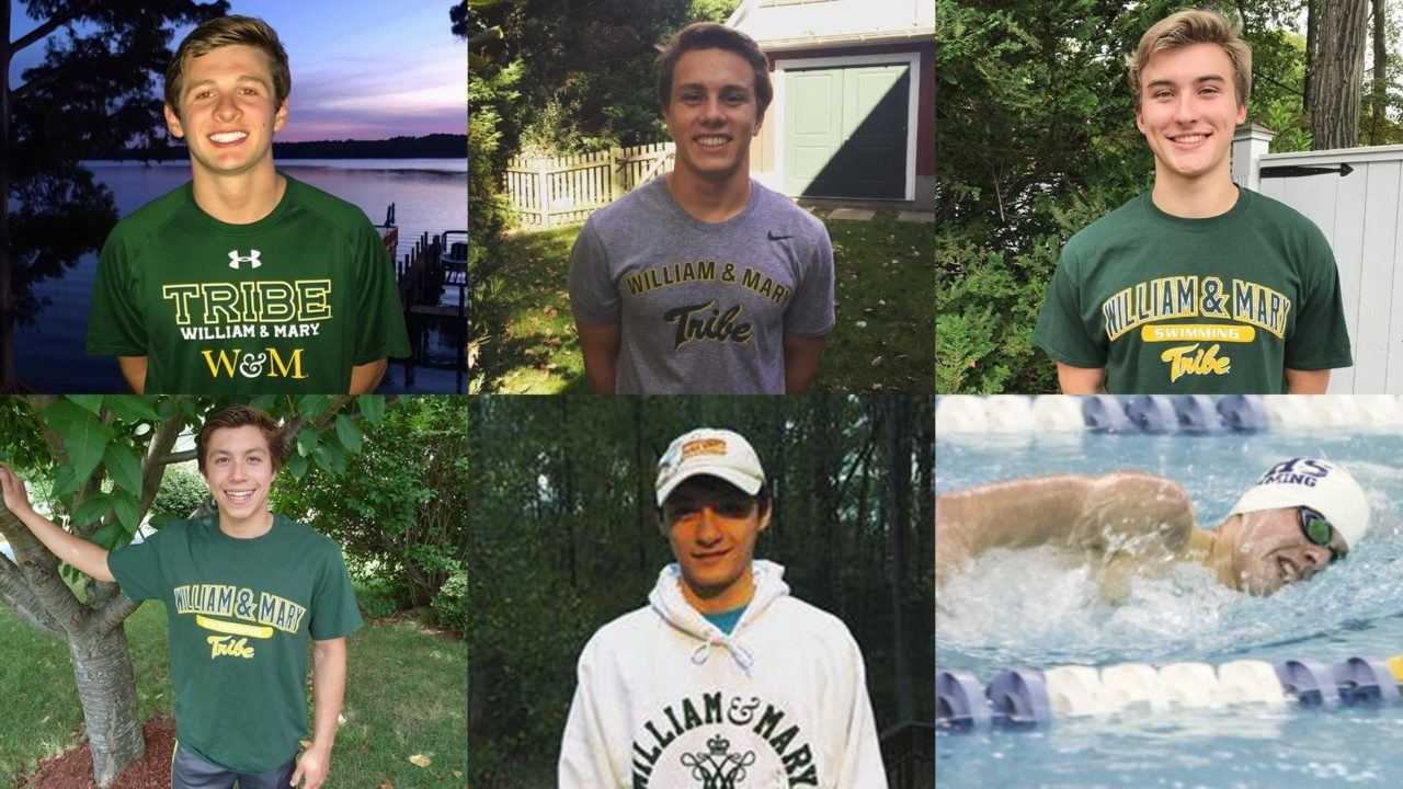 Tribe Men's Swimming Adds Six for 2018-19 Season