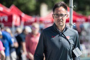 Competitor Coach of the Month: Yuri Suguiyama, Wisconsin Aquatics