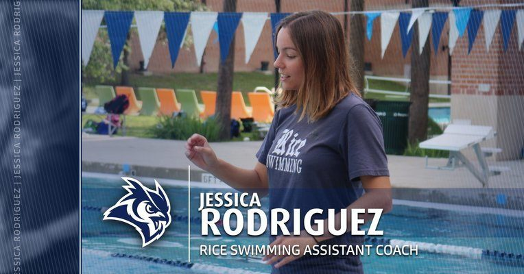 Rice Promotes Jessica Rodriguez to Full-Time Assistant Coach