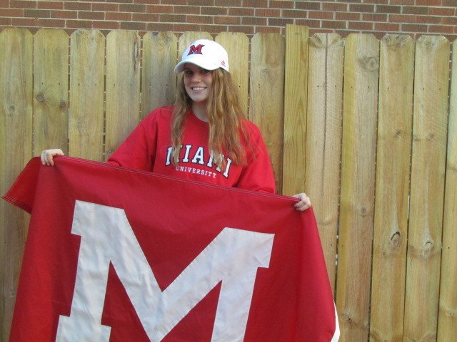 Breaststroker Julia Kral Gives Verbal Nod To Miami (OH)