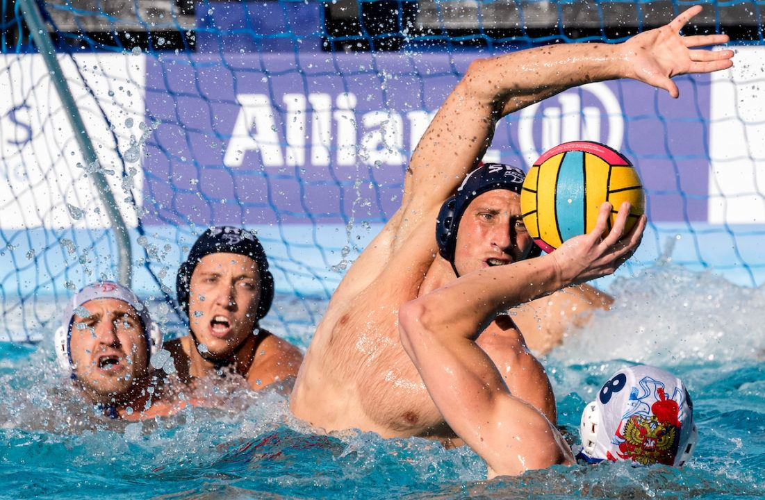 Italy, Serbia Through to European Water Polo Quarterfinals