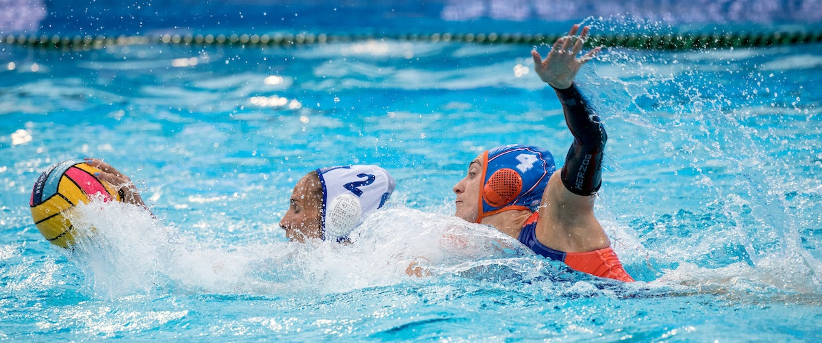 Netherlands, Spain Claim Group Titles at Euro Water Polo Championships