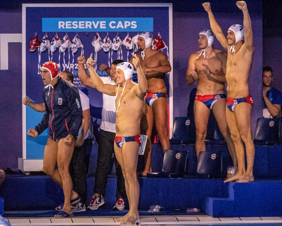 Defending Champs Serbia to Meet Spain in European Men's Final