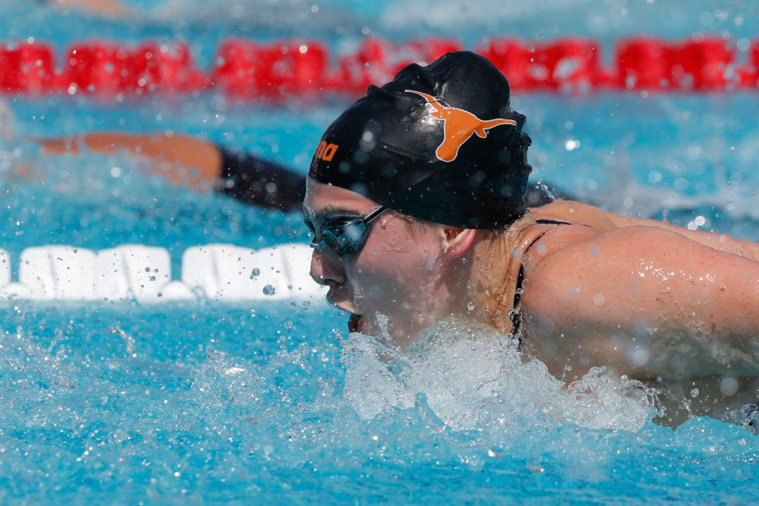 Cal Men, Texas Women Surge To Top Of Second CSCAA Dual Meet Poll
