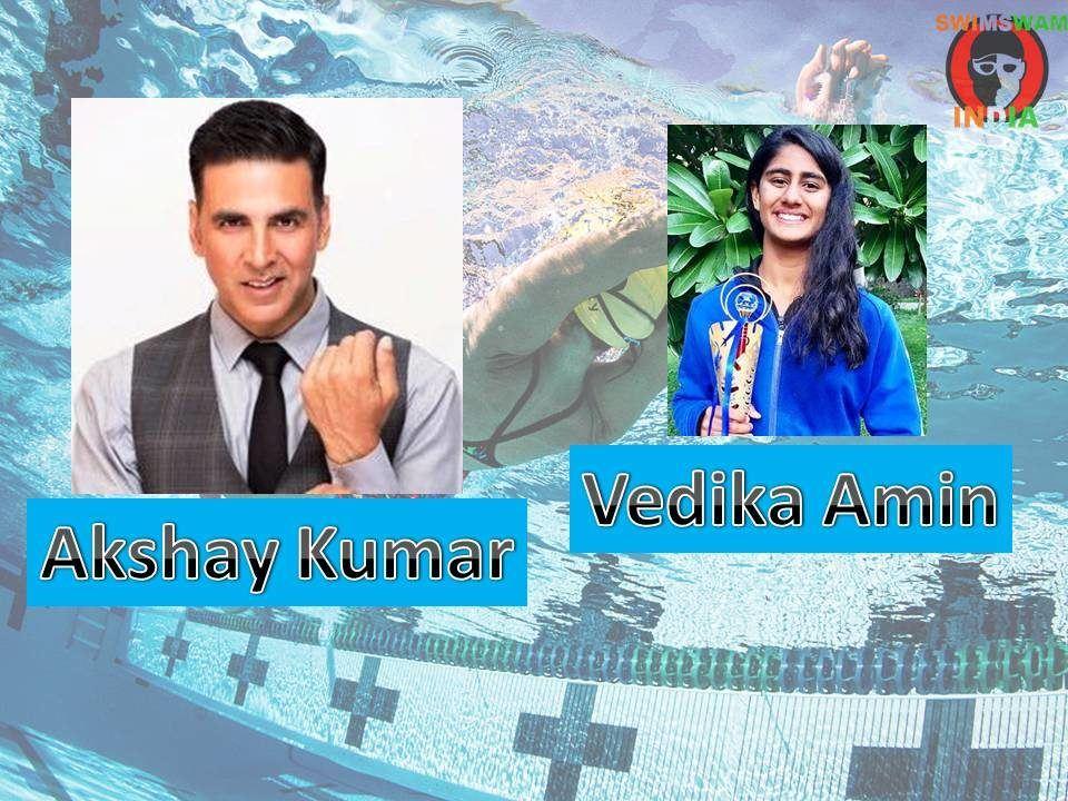 Bollywood Ke Khiladi Akshay Kumar Ne Vedika Amin Ke Liye Kiya Tweet