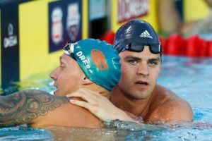 FINA Reportedly Not Proposing Adding Stroke 50s For Paris 2024