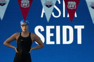 Asia Seidt Named SEC H. Boyd McWhorter Scholar Athlete of the Year