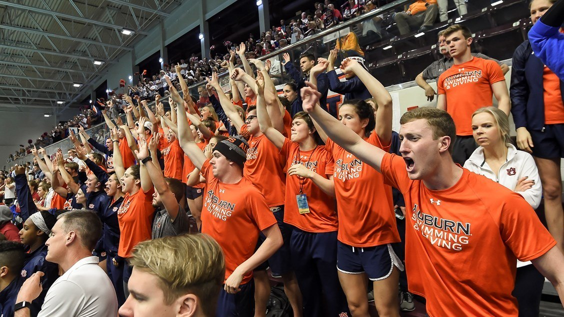 Auburn Will Race Defending NCAA Champs Texas, Virginia in 2018-2019