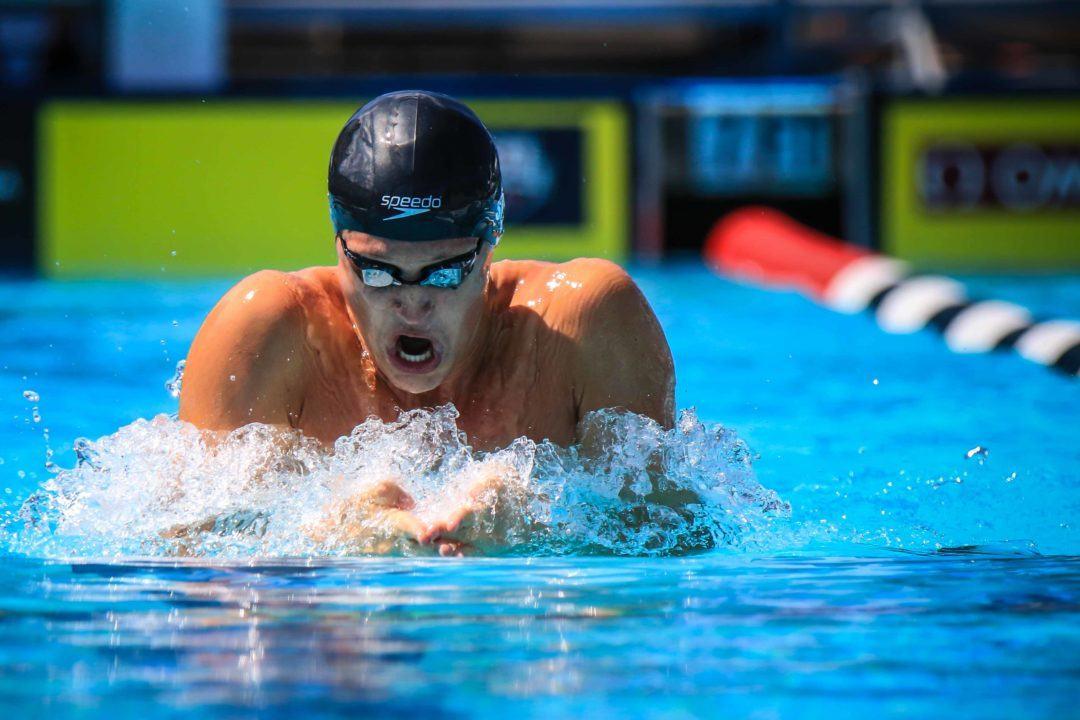 2019 CIF Boys Prelims: Ben Dillard Goes 53.16 to Break 100 Breast Record