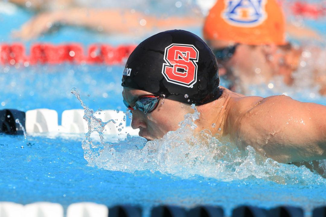 Jacob Molacek Finds Balance in Diverse Training (Video)