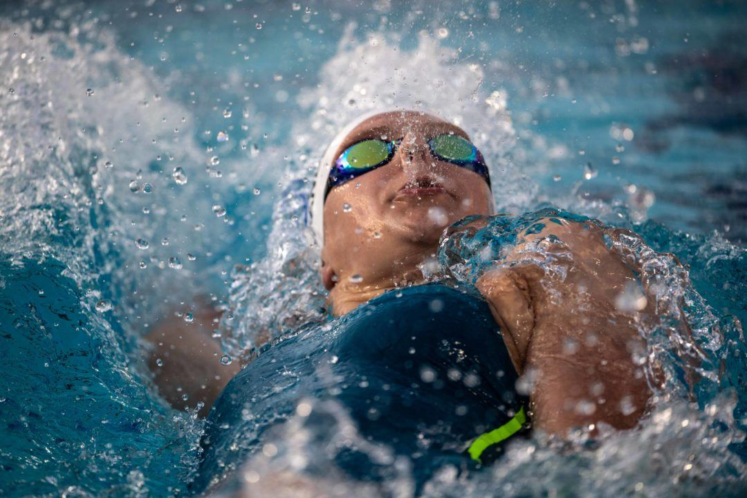 Why Proper Head Position In Backstroke Matters