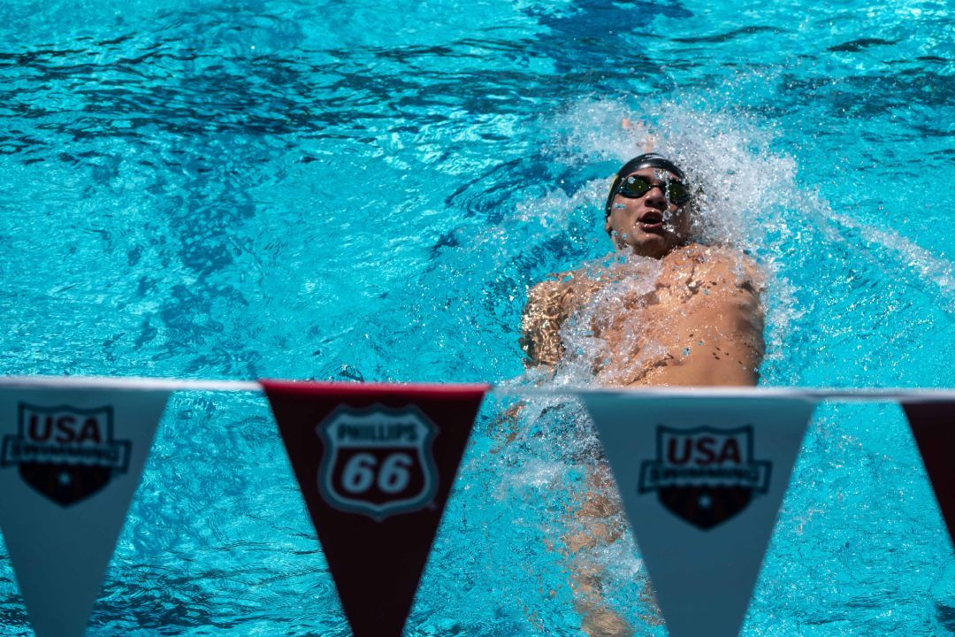 2018 U.S. Nationals: Kaliszak Scratch Bumps Mefford into 50 Bk A Final