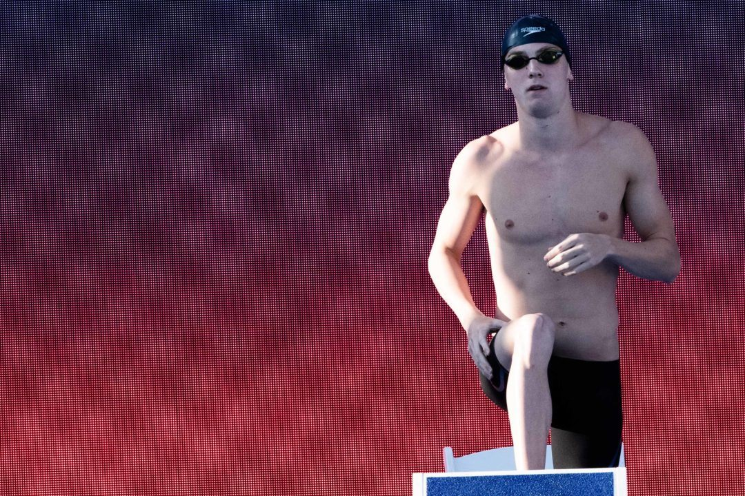 Charlie Swanson Becomes Seventh-Best American Ever in 400 IM at 4:11.46