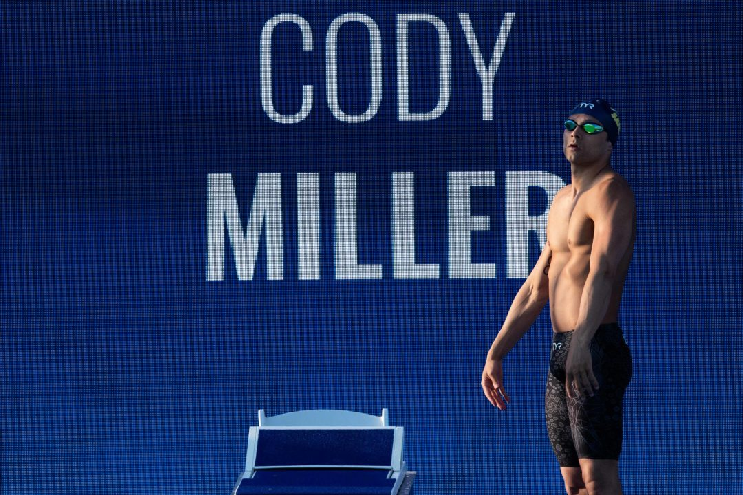 Cody Miller is Back: Swims 59.24 100 Breast for Career Best In-Season Time