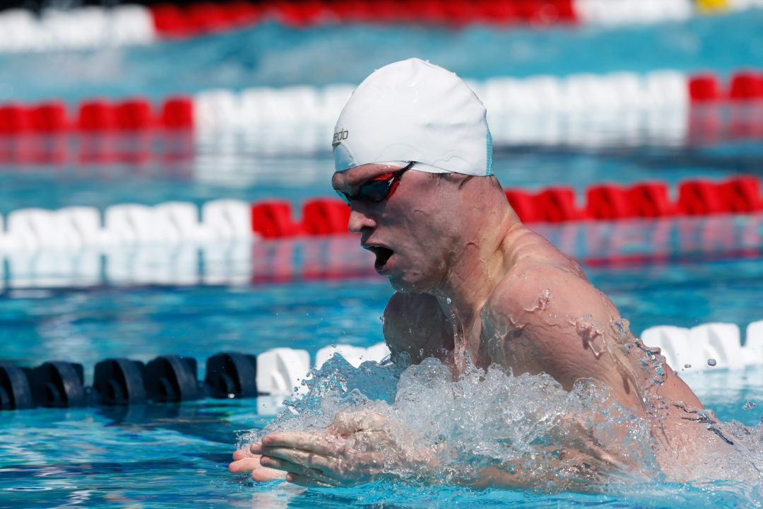 Coughlin and Ledecky Out, Cordes In for DC Trident at Naples Stop of ISL