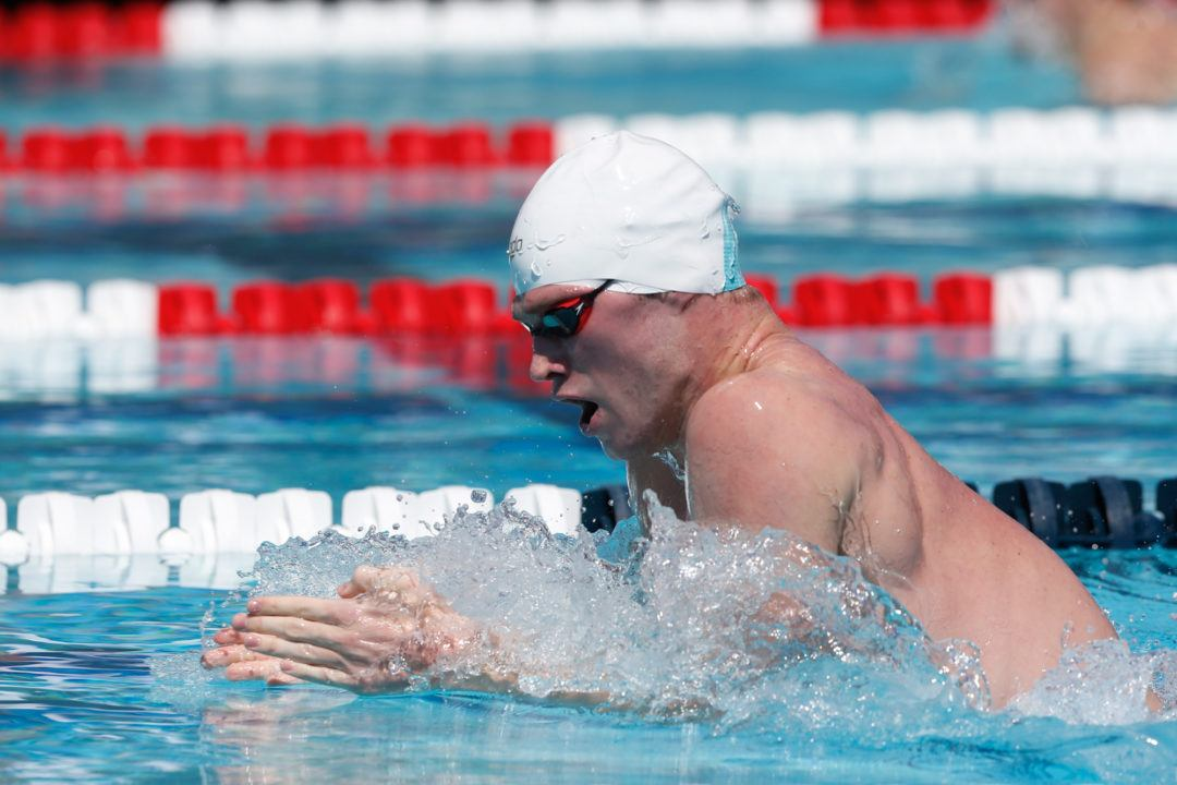 Kevin Cordes Wins on Day 1 of 2019 4 Corners Sectionals