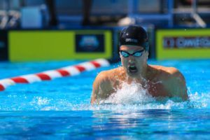 Pagonis, Austin, Abrahams Set American Records at Para World Series, Lewisville