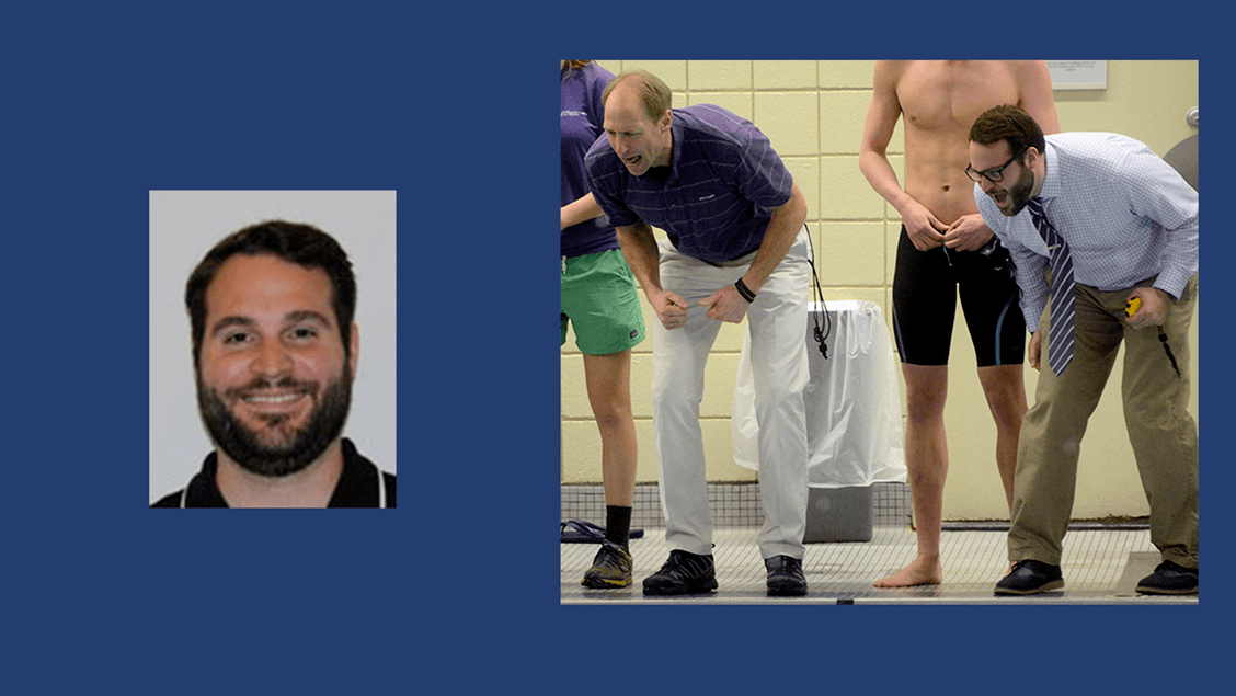 TCNJ Hires David Dow as Head Men's Swimming & Diving Coach