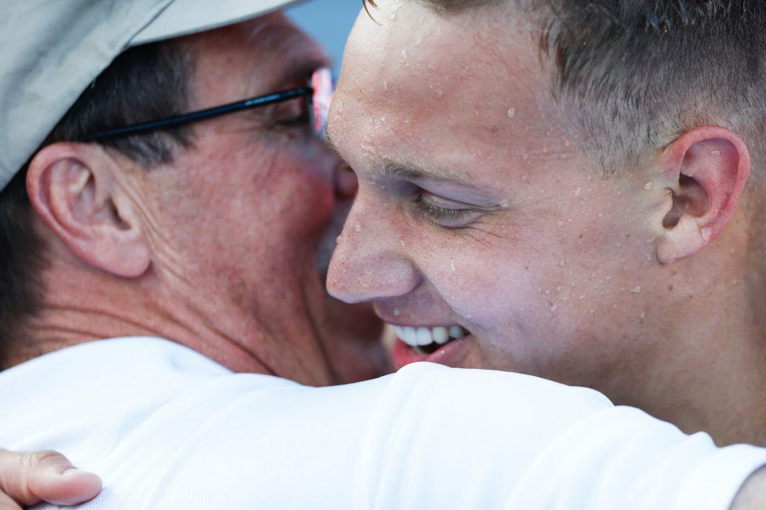 Crisis Averted: 100 Fly Secures Pan Pacs for Dressel, Conger