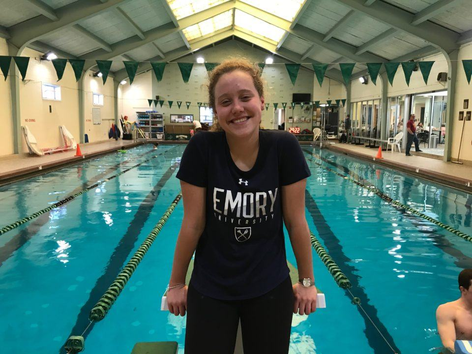 IMer Clio Hancock Commits to Emory for the Class of 2022