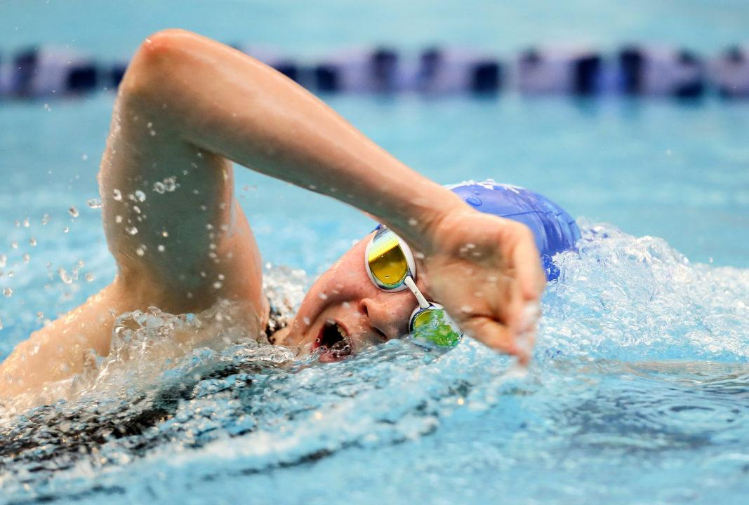 Crawford Picks Up 4th Record on Day 4 of New Zealand Age Champs